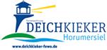 Ferienwohnung Deichkieker Horumersiel Logo